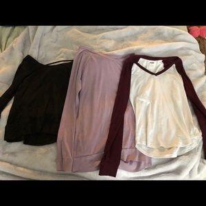 Victoria Secret Pink shirts